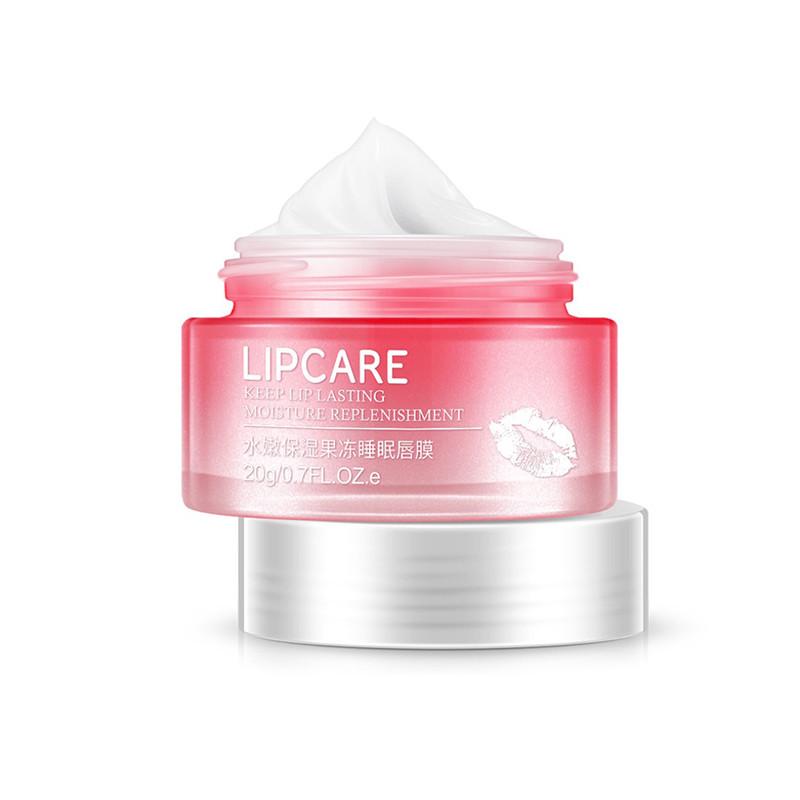 Ночная маска для губ BIOAQUA Lip Sleeping Mask 20 г увлажнение и восстановление