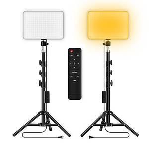 Набір постійного студійного світла YINGNUOST 2018 MM-240 LED 2 Set 1,2 м для блогерів зйомки