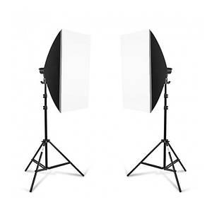 Набор постоянного студийного света Tianrui A005 для фото и видео съёмки 2шт. блогеров