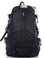 Туристичний рюкзак 062 black Купити рюкзаки для походу недорого Рюкзак для туризму