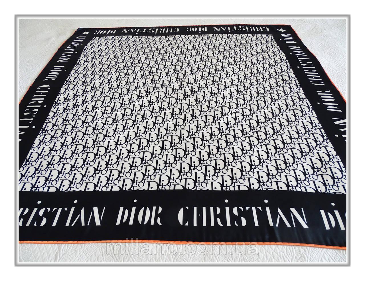 Хустка Dior шовк