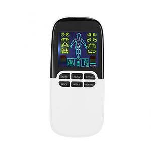Масажер MASSAGE MASTERS Lesko JY-A818 White для фізіотерапії багатофункціональний