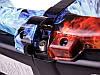 TaoTao NineBot Mini Pro (54V) - Hand Drive White (Music Edition) Fire and Ice (Вогонь і лід), фото 9