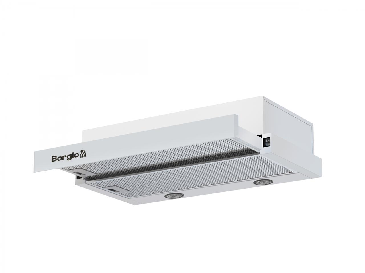 Кухонная вытяжка Borgio BLT (R) 600 мм
