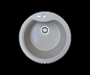 Кухонна мийка гранітна Borgio ROC-490 мигдаль