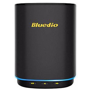 ✥Колонка Bluedio TS5 Black портативний динамік смарт Bluetooth інтерактивний голосовий