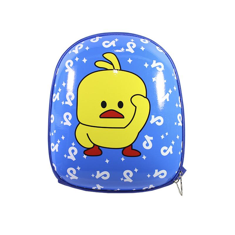 Дитячий рюкзак з твердим корпусом Duckling A6009 Blue