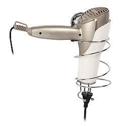 Тримач для фену на вакуумному шурупе Tatkraft Vacuum Screw Henry (10642)