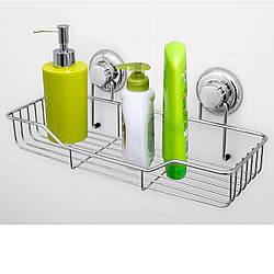 Полиця для ванної кімнати та кухні Tatkraft Mega Lock (20191)