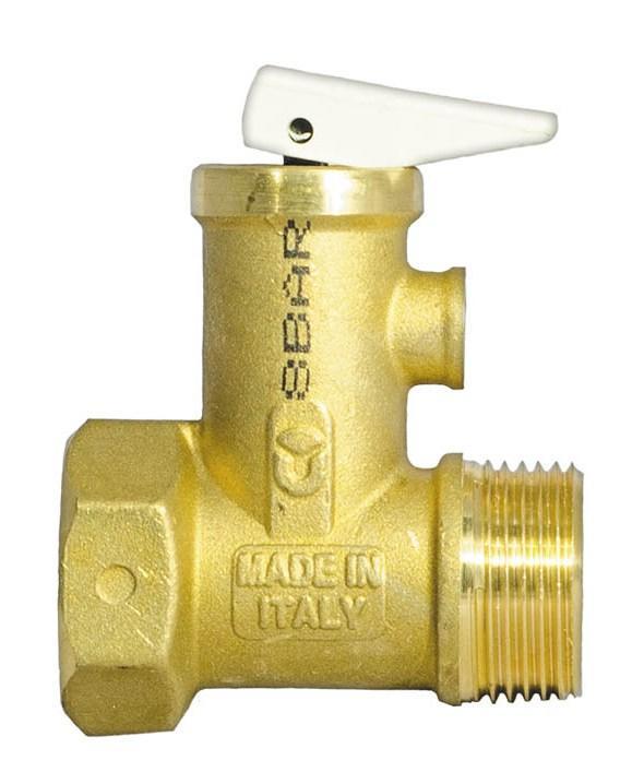 Клапан запобіжний MS 0034 Atl для водонагрівача Atlantic