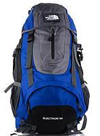 Туристичний рюкзак 097 blue Купити рюкзаки для походу недорого Рюкзак для туризму