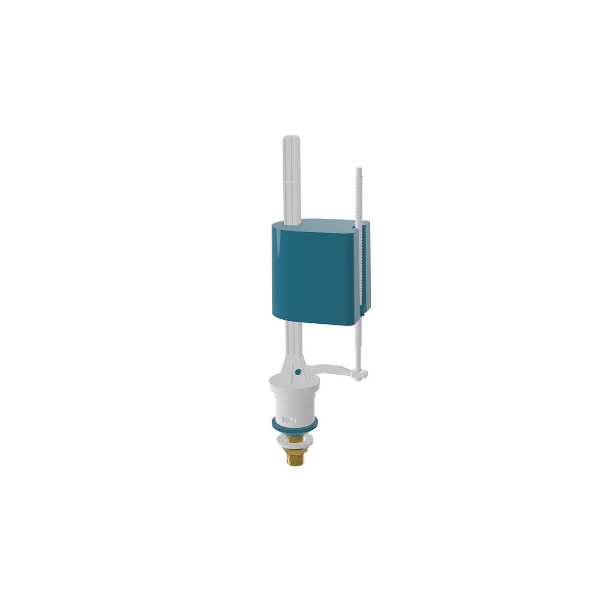 Клапан поплавковый нижней подачи воды 3/8, латунная резьба (NOVA 4722)