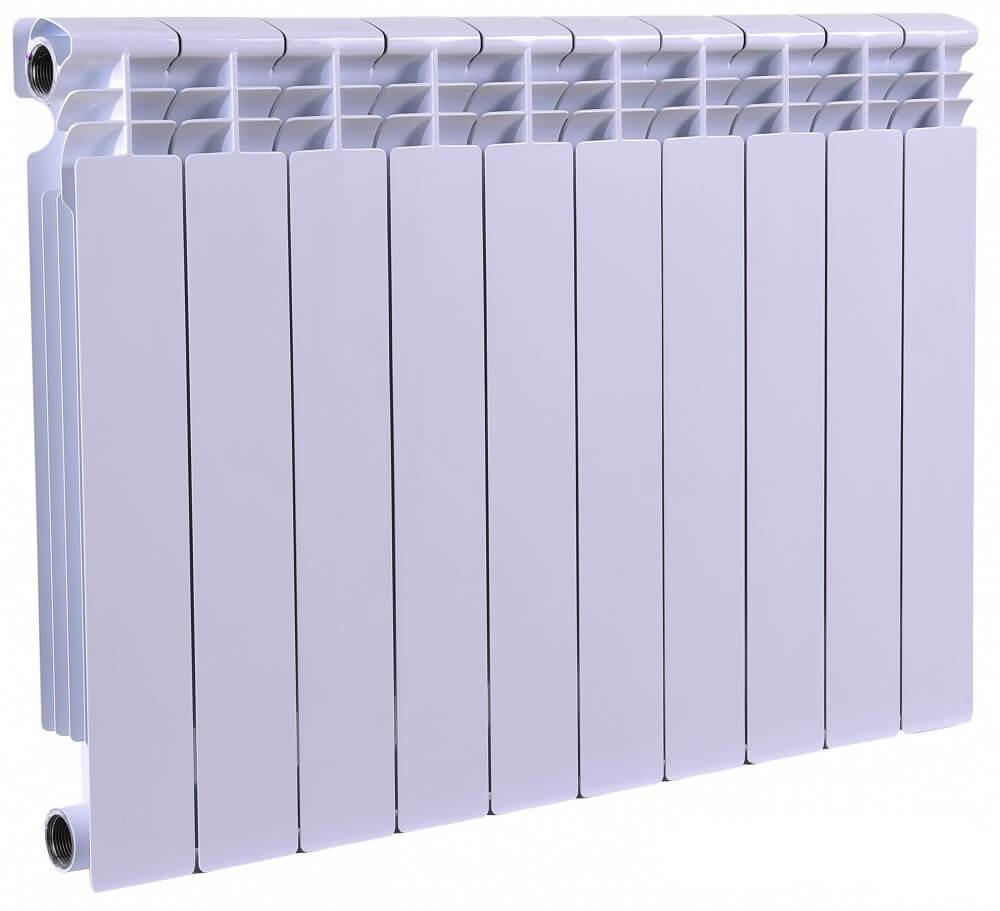 Радиатор алюминиевый DIVA (MIRADO) 96/500 (батарея 10 cекций)