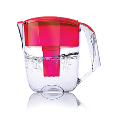 Фильтр-кувшин Наша Вода Максима (Maxima) (5 литров) красный цвет