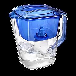 Фильтр-кувшин Барьер Гранд (4 литра) синий (индиго)