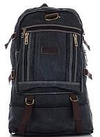 Туристичний рюкзак 0108 grey Купити рюкзаки для походу недорого Рюкзак для туризму