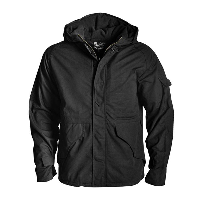 Тактична куртка Han-Wild G8P G8YJSCFY Black S військова армійська для спецслужб