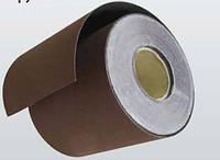 Шкурка шлифовальная Р150 на тканевой основе в рулонах