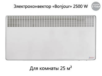Электрический конвектор Bonjour CEG BL-MECA/M (2500 W)