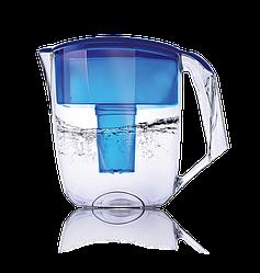 Фильтр-кувшин Наша Вода Луна (Luna) (3,5 литра) синий цвет