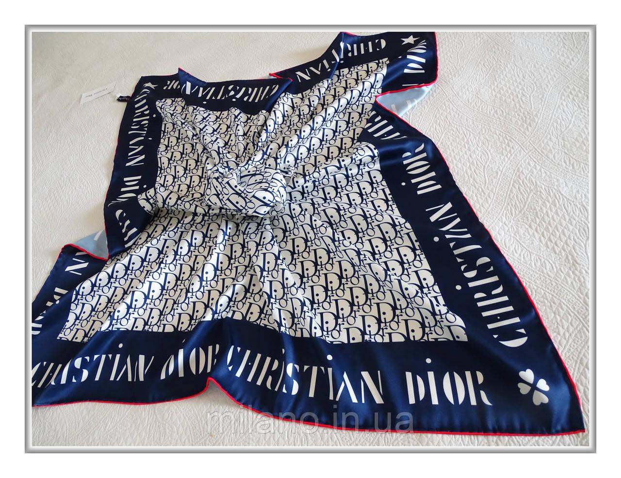 Платок Dior шёлк
