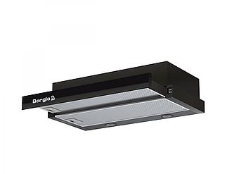 Кухонна витяжка Borgio BLT (R) 500 мм (п'ять кольорів) Чорний