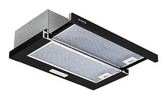 Кухонна витяжка Borgio BLT (MR) 600 мм Чорний