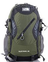 Туристичний рюкзак 336 green Купити рюкзаки для походу недорого Рюкзак для туризму