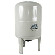 Гідроакумулятор вертикальний 100л Vitals aqua UTV 100