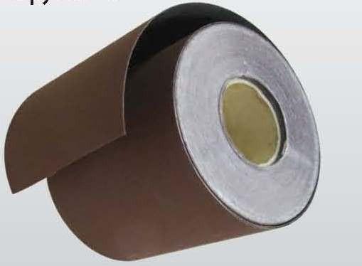 Шкурка на тканевой основе зернистость № 10, 800 мм х 30 м БАЗ 75221