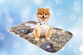 Многоразовая пеленка для собак AquaStop   размер 60 х 90  см