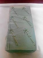 Полотенца бумажные в листах ZZ зеленые