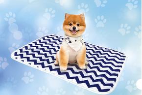 Многоразовая пеленка для собак AquaStop   размер 90 х 90  см