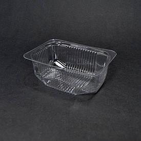 Одноразовый контейнер для пищевых продуктов ПС-181 (200мл) уп/50 штук