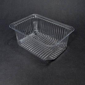 Одноразовый контейнер для пищевых продуктов ПС-160 (500мл) уп/50 штук