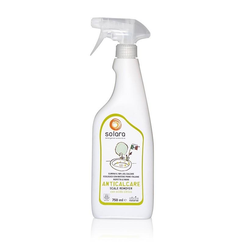 Средство для удаления известкового налёта с лимонной кислотой Officina Naturae 750 мл