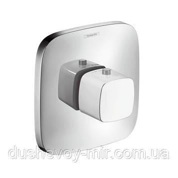 HANSGROHE PuraVida Термостат для ванны (цв. Белый) 15772400