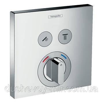 HANSGROHE ShowerSelect Термостат для душа, внешняя часть 15768000