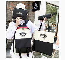 Рюкзак женский сумки пенал Комплект 191G