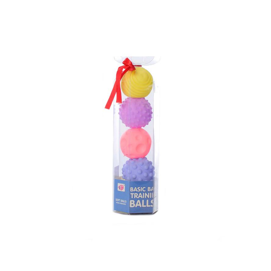 Іграшка для купання XC2045-1-45-2 у колбі 5 шт (Кульки)