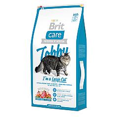 Корм Brit Care Cat Tobby I am a Large Cat (для кошек крупных пород)  7 кг , нет даты