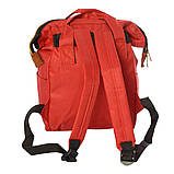 Рюкзак Teenage Backpacks MK 2877 Красно-синий  (009618), фото 2