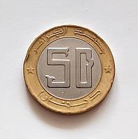 50 динаров Алжир 2007 г., фото 1
