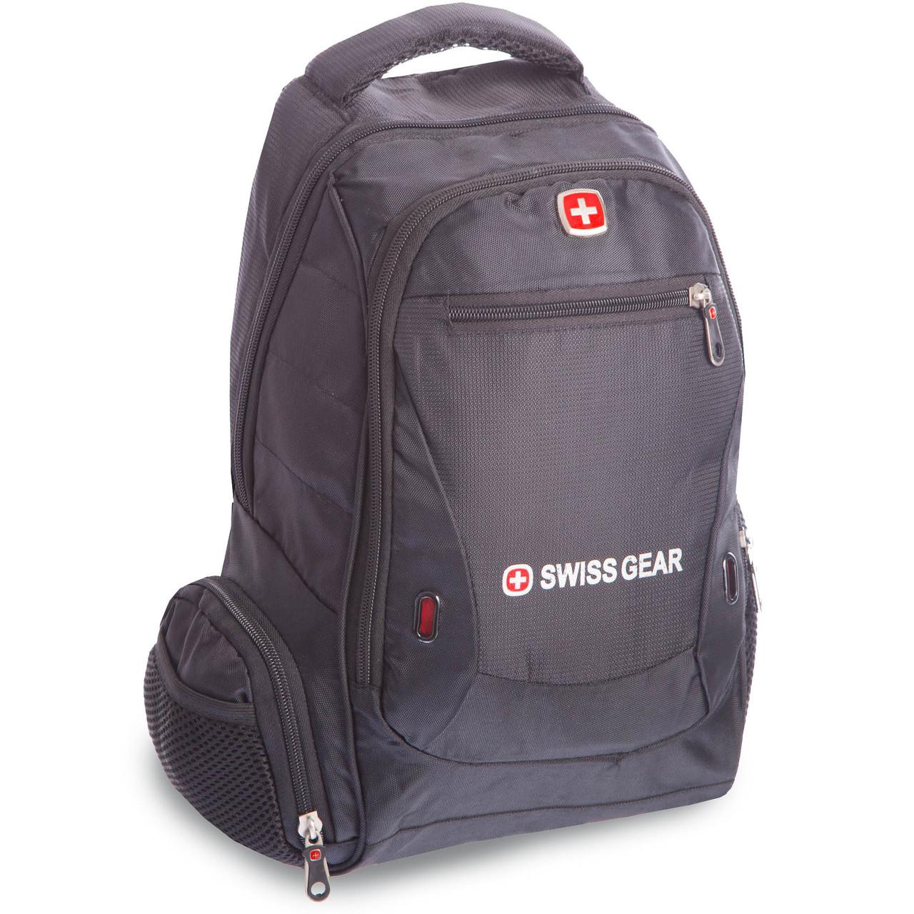 Рюкзак міський planeta-sport VICTOR 20л A522 16х30х39см USB Чорний
