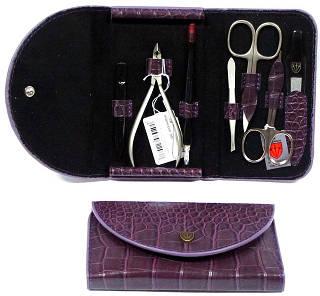 Маникюрный набор «Kellermann» 7 предметов. артикул: 9223 Pink