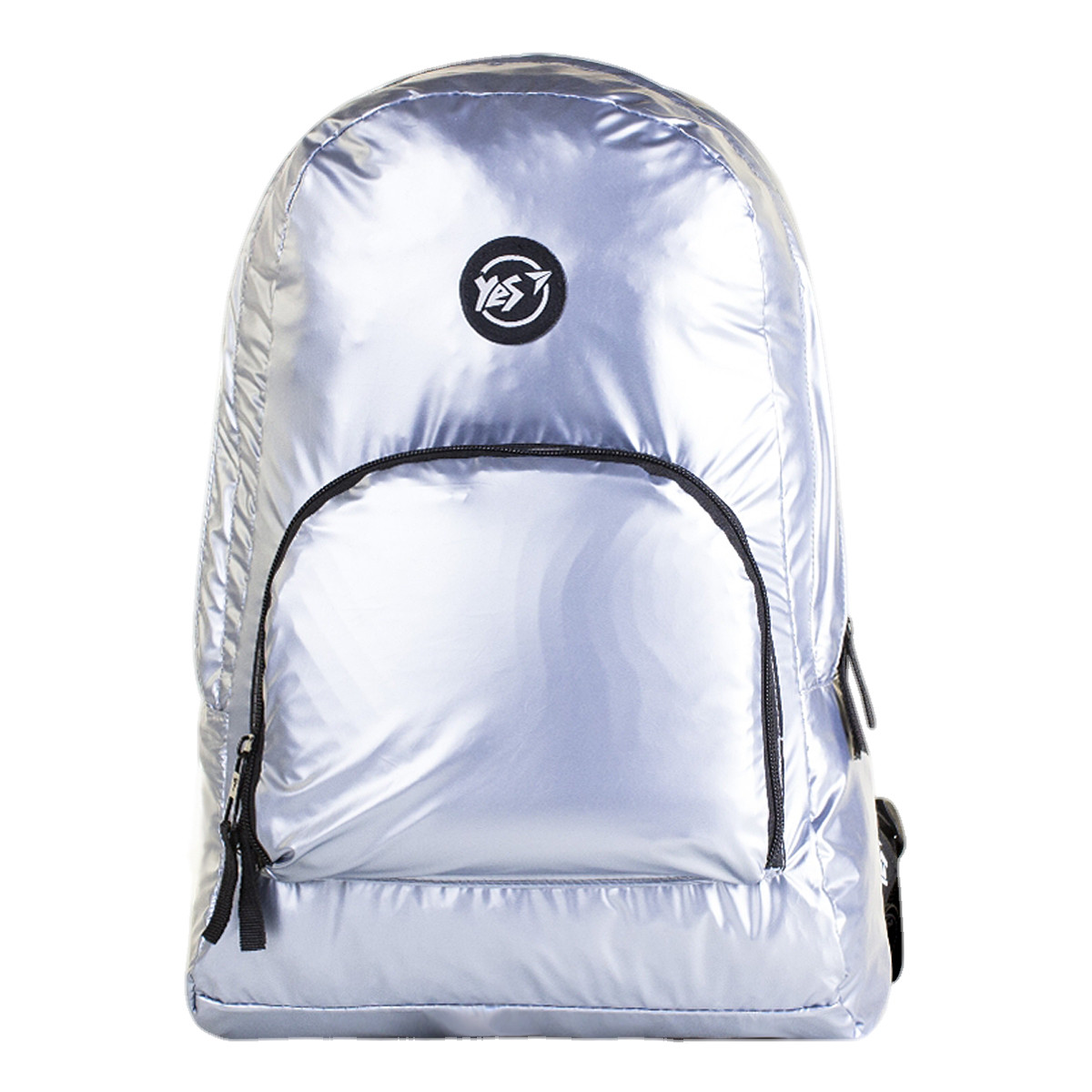 Рюкзак молодежный YES DY-15 Ultra light Серый металлик (558437)