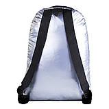 Рюкзак молодежный YES DY-15 Ultra light Серый металлик (558437), фото 3