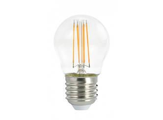 Филаментная світлодіодна лампа Luxel 075-H 4W 2700K E27 (075-H 4W)