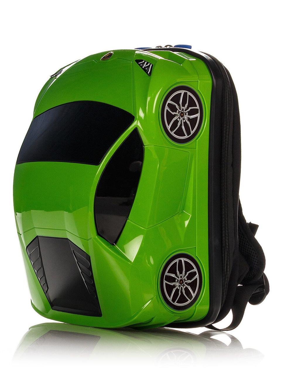Рюкзак-машинка RIDAZ LAMBORGHINI Green