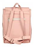 Женский рюкзак Sambag Loft BZNa пудра 22300006a, фото 2